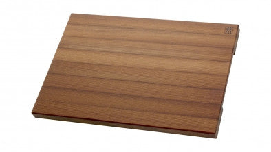 Cutting board, carbonised beech
