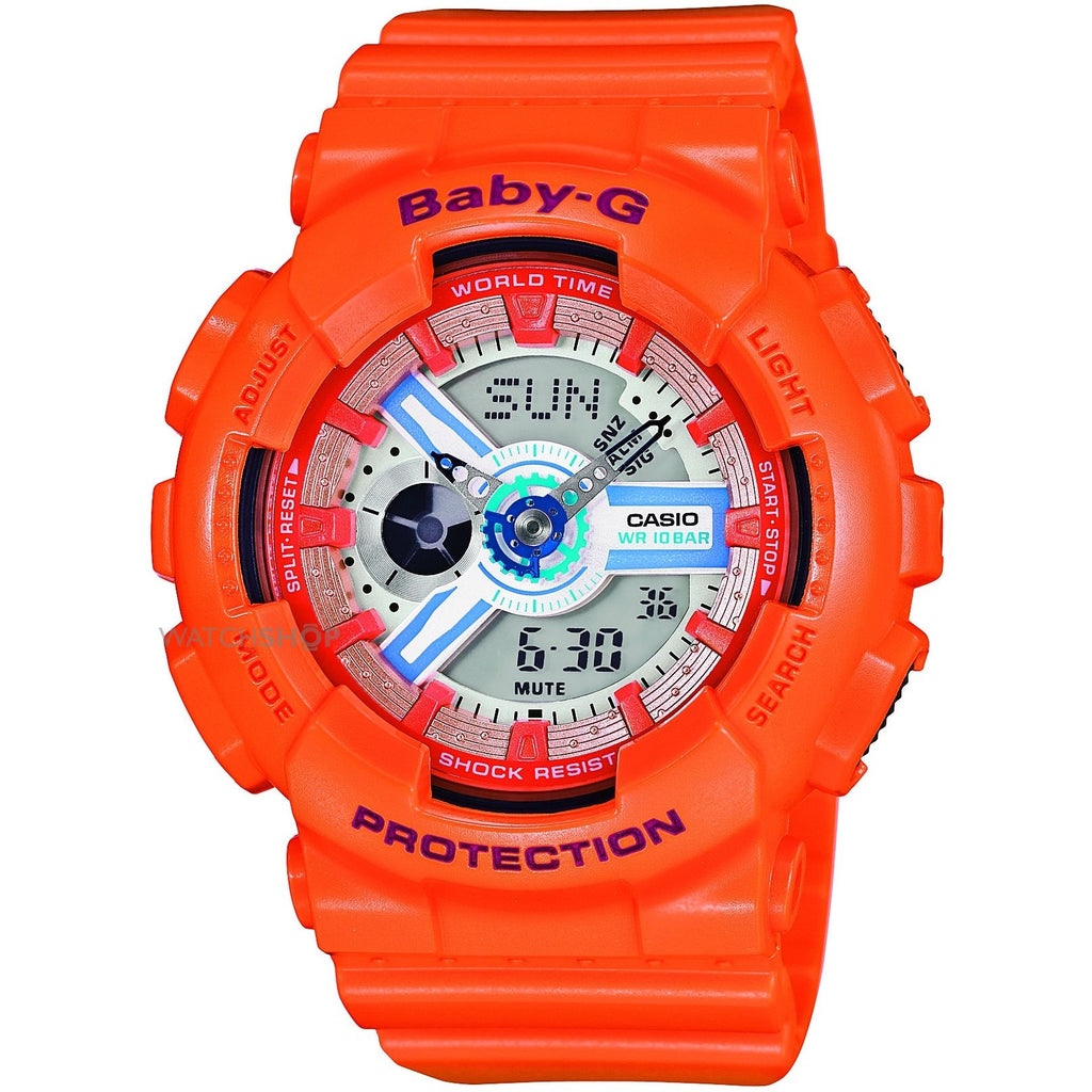 BA-110SN-4AER Casio watch