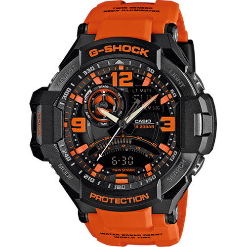 GA-1000-4AER Casio watch