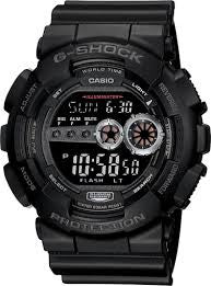 GD-100-1BER Casio watch