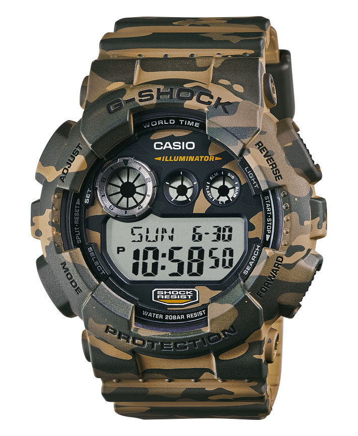 GD-120CM-5ER Casio watch