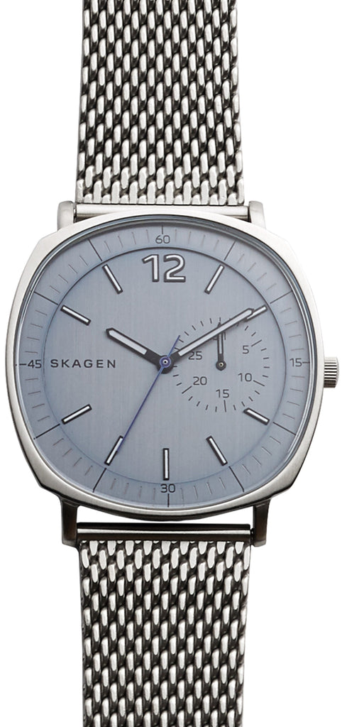 Rungsted Grey Dial Men's Watch