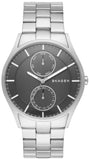 Holst Grey Dial Men's Stainless Steel Watch