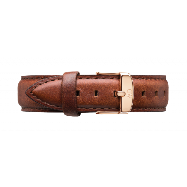 Classic St Mawes Strap Rose Gold 18mm