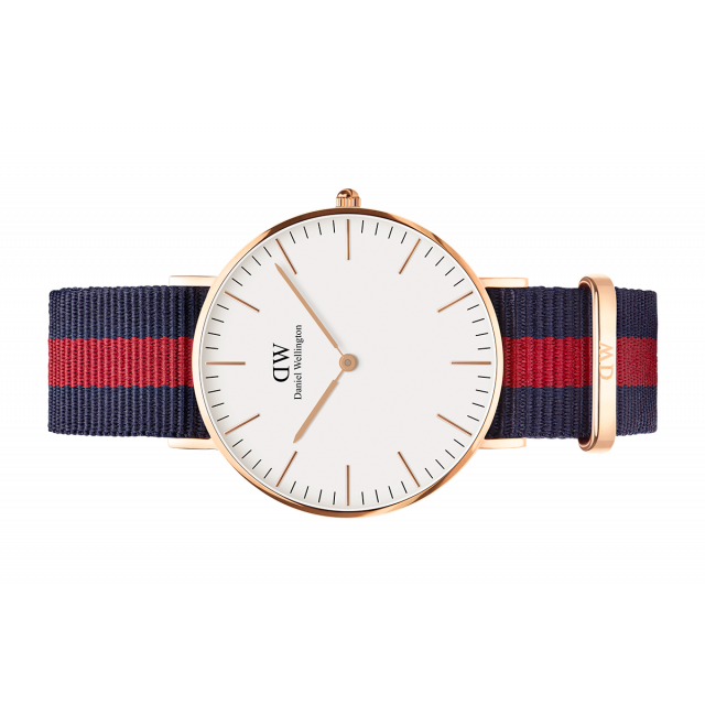 Classic Oxford Watch Rose gold 36mm