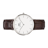Classic York Watch Silver 36mm