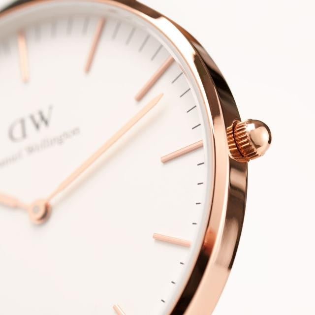 Classic Canterbury Watch Rose gold 36mm