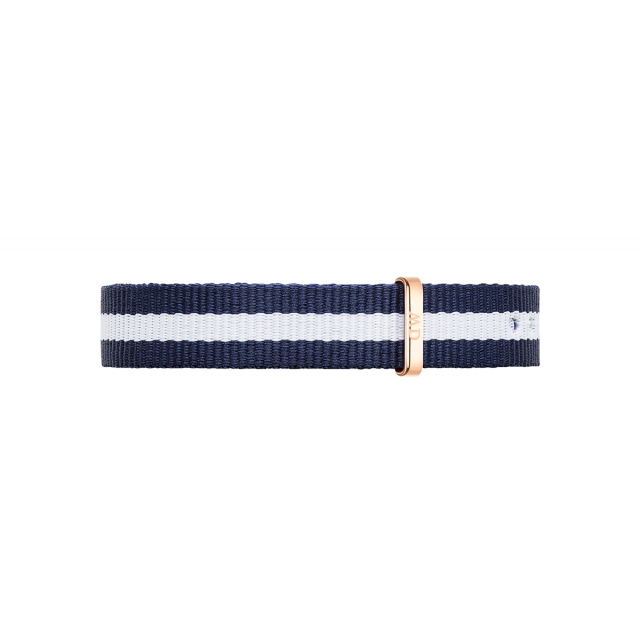 Classic Glasgow Strap Rose Gold 20mm