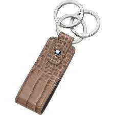 MEISTERSTÜCK SELECTION Key Fob Taupe 112979