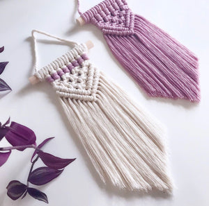 Macrame Tips and Tricks - Fringing