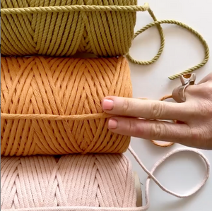 Macrame String, Rope & Cord. What is the difference?