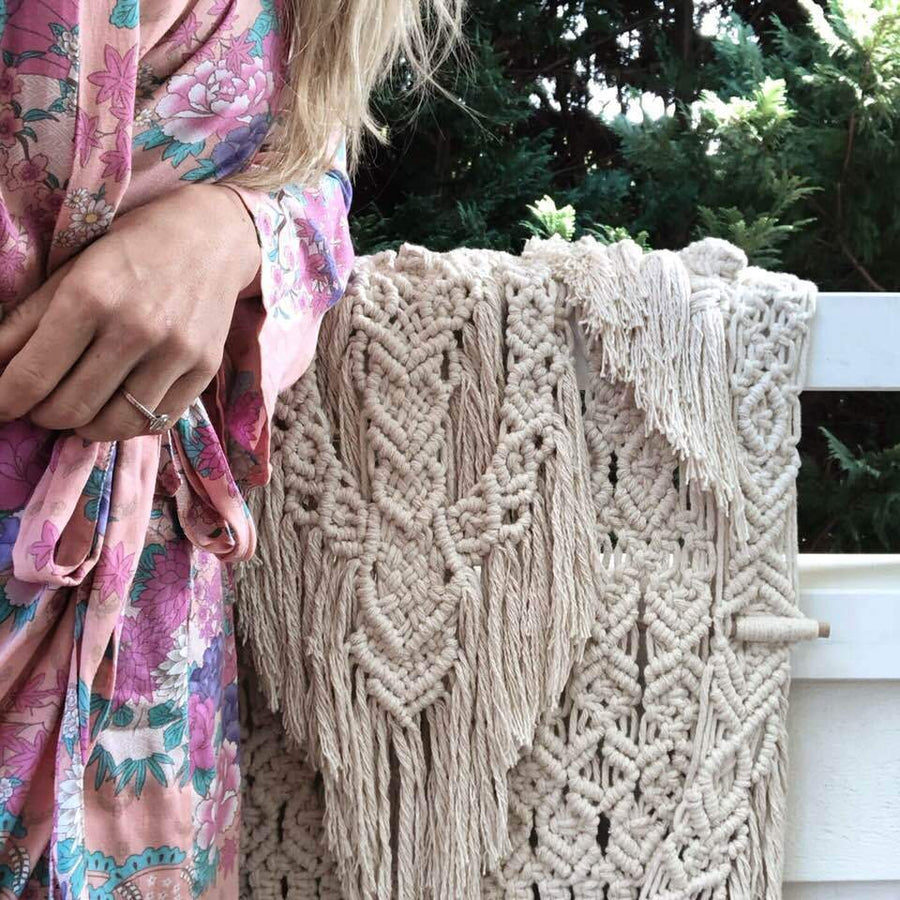 Journey - Available Work - Mary Maker Studio - [macrame] - [weaving] - [macrame_art] - [macrame_rope] - [macrame_cord] - [macrame_workshops] - [macrame_string] - [learn-_to_macrame] - [macrame_patterns]