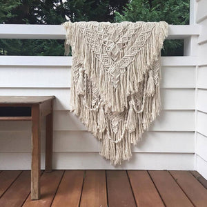 Revolve - Available Work - Mary Maker Studio - [macrame] - [weaving] - [macrame_art] - [macrame_rope] - [macrame_cord] - [macrame_workshops] - [macrame_string] - [learn-_to_macrame] - [macrame_patterns]