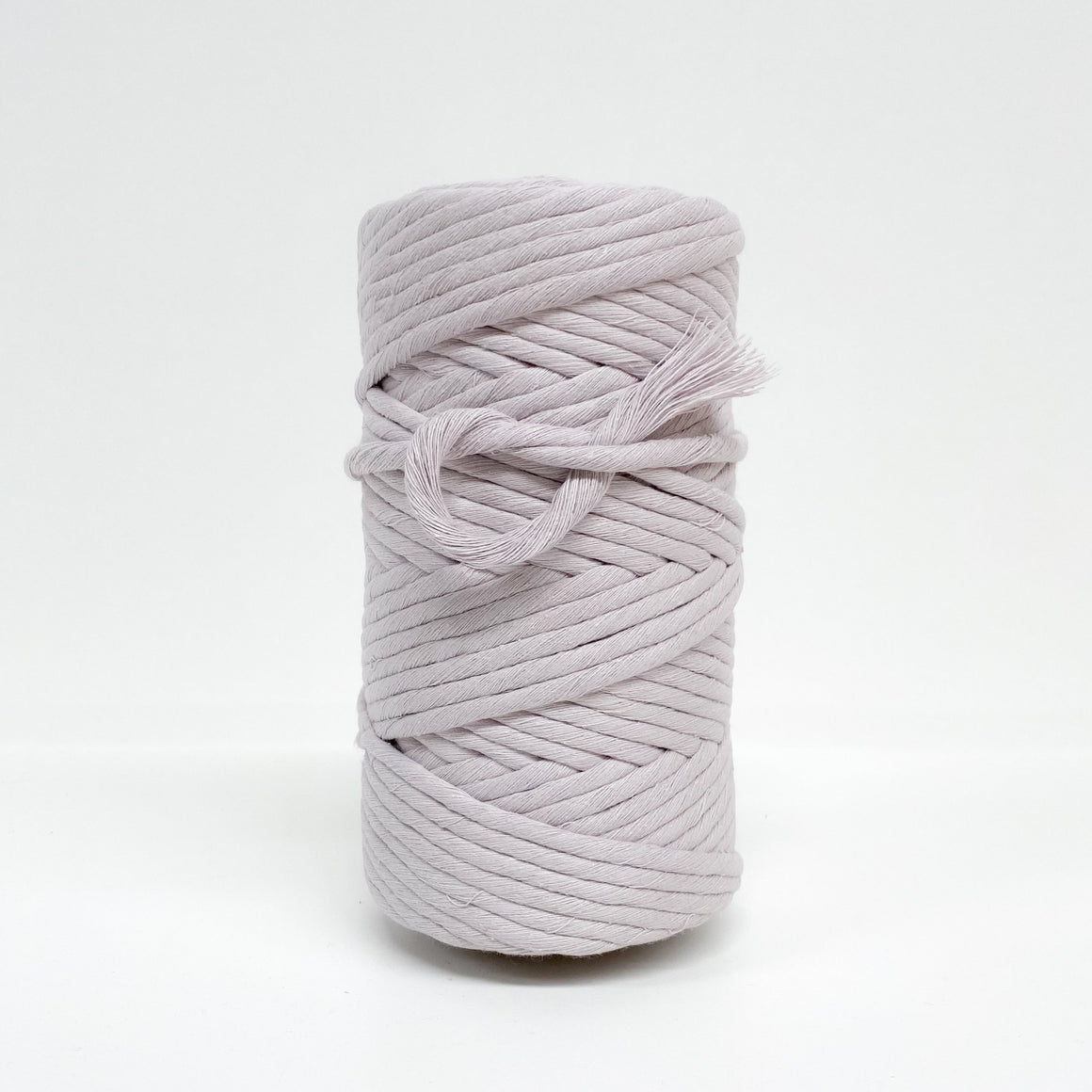 Mary Maker Studio Luxe Colour Cotton 8mm 1KG 8mm Recycled Luxe Macrame String // Linen macrame cotton macrame rope macrame workshop macrame patterns macrame