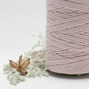 Ballet Pink // Macrame Cotton String - Luxe Colour Cotton - Mary Maker Studio - [macrame] - [weaving] - [macrame_art] - [macrame_rope] - [macrame_cord] - [macrame_workshops] - [macrame_string] - [learn-_to_macrame] - [macrame_patterns]