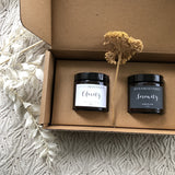 NEW! Clarity / Serenity Candle Duo