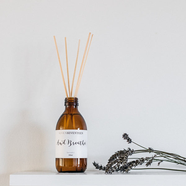 And Breathe / Lavender Diffuser