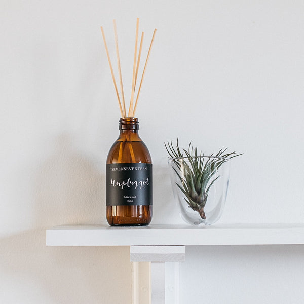 Unplugged / Black Oud Diffuser