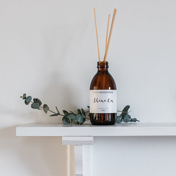 Shine On / Wild Fig & Grape Diffuser