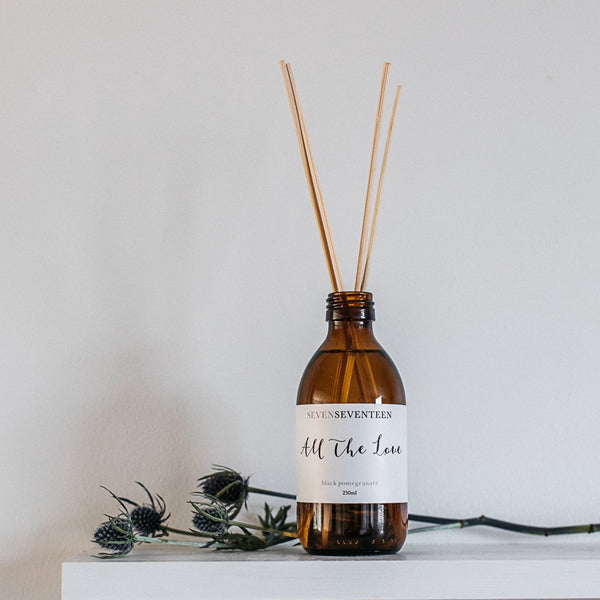 All The Love / Black Pomegranate Diffuser