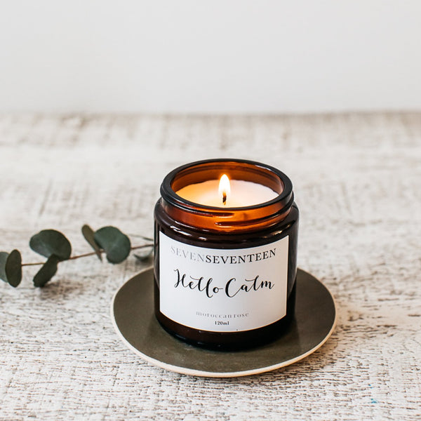 HELLO CALM / MOROCCAN ROSE 120ML