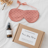 MORE SLEEP PLEASE EYE MASK AND PILLOW SPRAY DUO