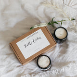 Moroccan Rose Candle & Bath Salts