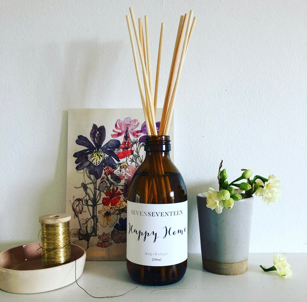 Happy Home / Nag Champa Diffuser