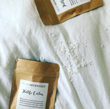 Hello Calm / Moroccan rose bath salts sachet