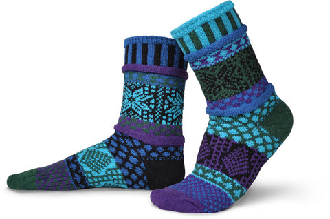 Blue Spruce Adult Socks