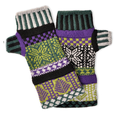 Fingerless Mittens Balsaam