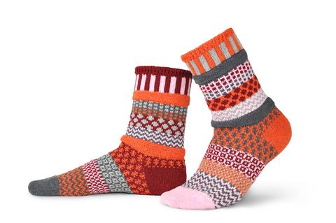 Persimmon Adult Socks