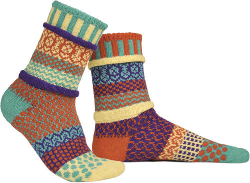 Dawn Adult Socks