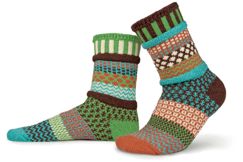 September Sun Adult Socks