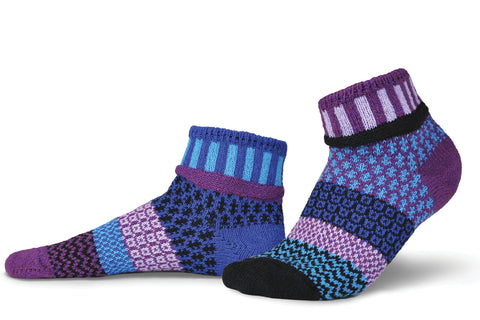 Violet Ankle Socks