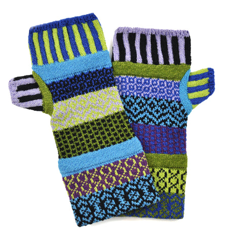 Fingerless Mittens Equinox