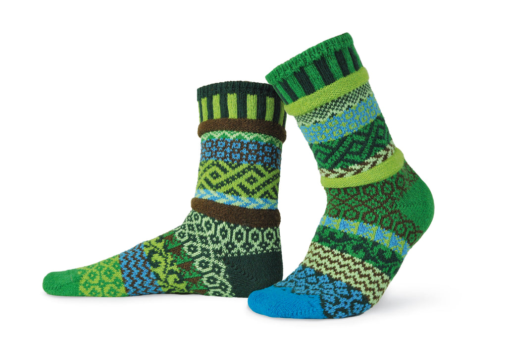 Earth Adult Socks
