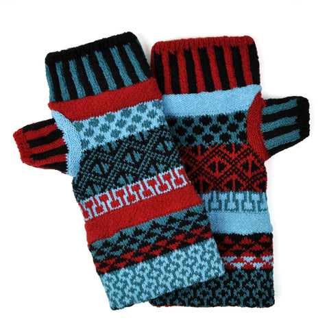 Fingerless Mittens Parsimmon