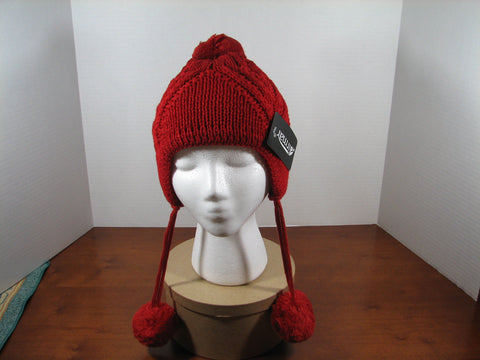 Beanie Hanging Pon Red