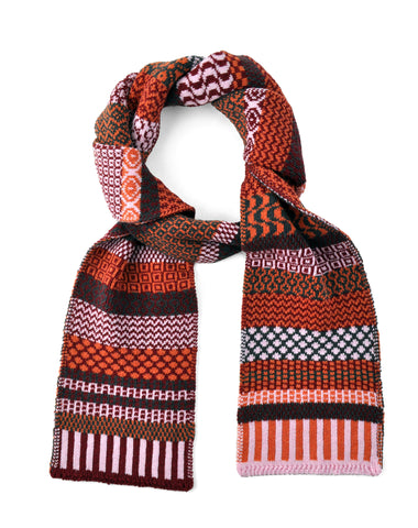 Scarf Persimmon