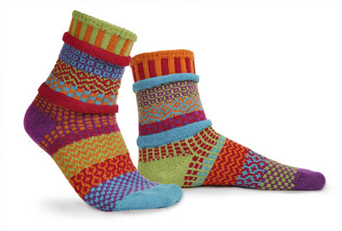 Cosmos Adult Socks