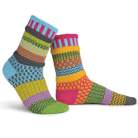 Freesia Adult Socks