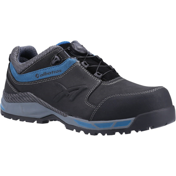 Albatros Mens Albatros Tofane Low S3 Safety Trainer