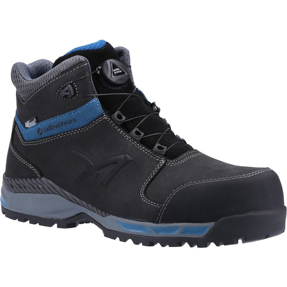 Albatros Mens Albatros Torfane CTX Mid S3 Safety Boot