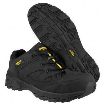 Safety Trainers With Composite Toe Cap