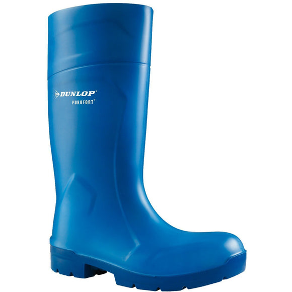 Dunlop Safety Wellingtons Dunlop FoodPro Safety Wellington With Steel Toe Cap