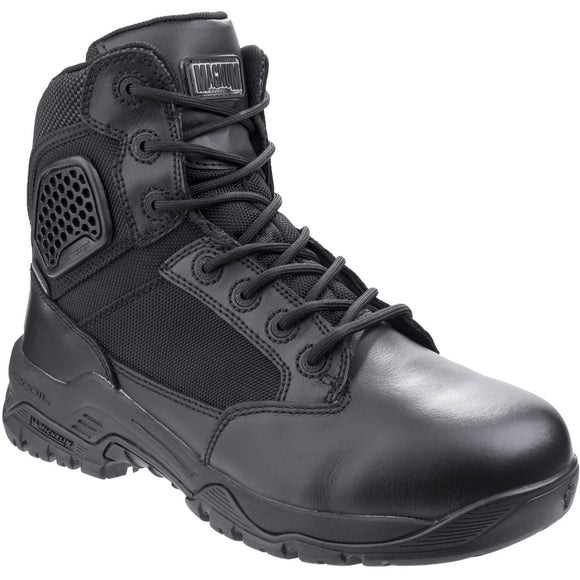 Magnum Magnum Black Strike Force 6.0 Waterproof Mens Uniform Boots
