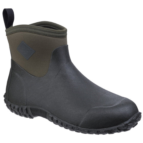 Muck Boot Non Safety Wellingtons Muck Boot Muckster II Mens Ankle Boot - Moss