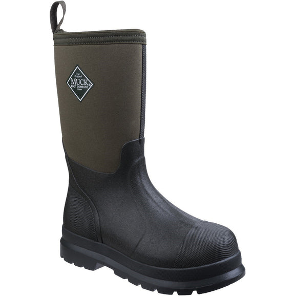Muck Boot Non-Safety Wellingtons Muck Boots Moss Kids' Chore Wellington