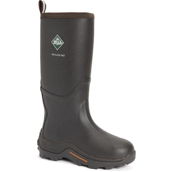 Muck Boots Non Safety Wellingtons Muck Boots Wetland Pro Tall Boots